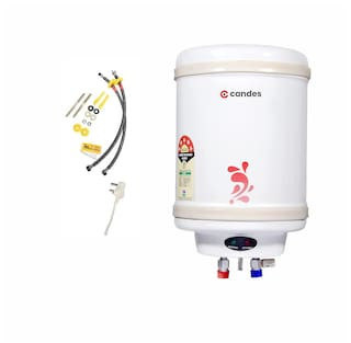 CandeS 10PerfectoCC 10 L Electric Storage Geyser