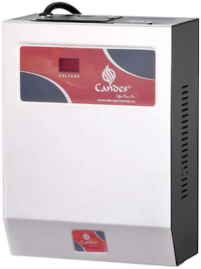 CandeS A290SS1CC Voltage Stabilizer For Washing machine ( 2 W Load , Single Phase )