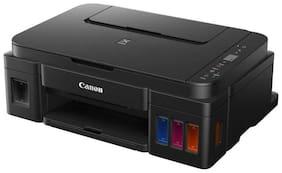 Canon  PIXMA G2010 Multi-Function Inkjet Printer (Black)