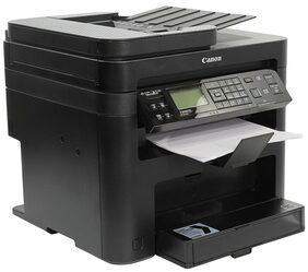 Canon MF244DW Multi-Function Laser Printer (Black)