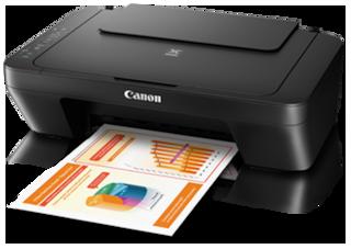Canon Mg2570s Multi-function Inkjet Printer