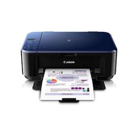 Canon PIXMA E510 Multi-Function Inkjet Printer