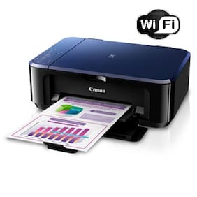Canon PIXMA E560 Multi-Function Inkjet WiFi Printer