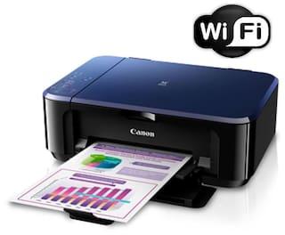 Canon E560 Multi-function Inkjet Printer