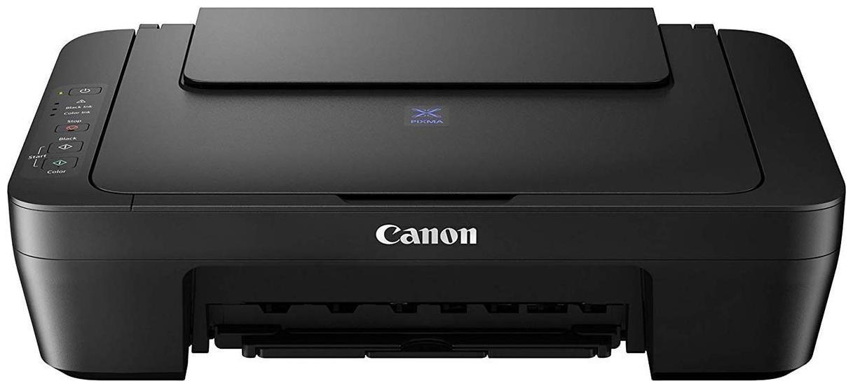 Canon PIXMA E410 Multi Function Inkjet Printer by National Computech