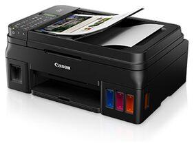 Canon  PIXMA G4010 Multi-Function Inkjet Printer (Black)