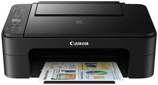Canon Pixma E3170 Multi-Function Inkjet Printer (Black)