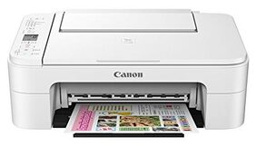 Canon TS 3177S Multi-Function Printer (White)