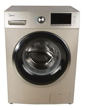 Carrier Midea 7 kg Fully Automatic Front Load Washing Machine (MWMFL070CDR, Golden)