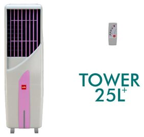 Cello Tower+ 25 L Tower Air Cooler