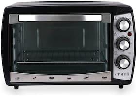 Croma 18 L Otg Microwave Oven - CRAO0061 , Black
