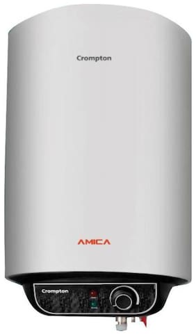 Crompton AMICA 15 L Electric Storage Geyser