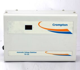 Crompton ACGVS-TD150V Suitable For AC (Upto 1.5 Ton) Stabilizer