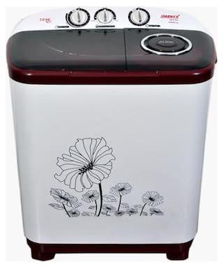DAENYX 10 kg Semi Automatic Top Load Washing machine - DW100-10001 , Red