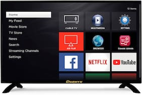 DAENYX Smart 100 cm (39 inch) HD Ready LED TV - DL-4020SM