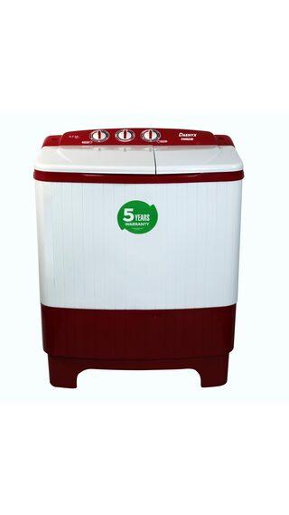 Daenyx 6.2 Kg Semi Automatic Top Load Washing Machine (DSAWM6217SIBWO ,White & Grey)