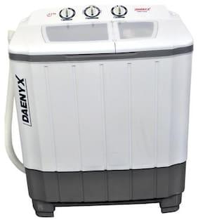 DAENYX 8 kg Semi Automatic Top Load Washing machine - DW80-8001 , Red