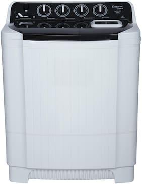 DAENYX 7.8 kg Semi automatic top load Washing machine - ZARA ZDW78-7801 , Black