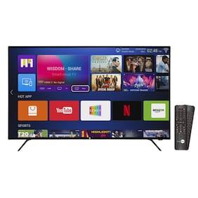 Daiwa Smart 109 cm (43 inch) 4K (Ultra HD) LED TV - D43QUHD-N53