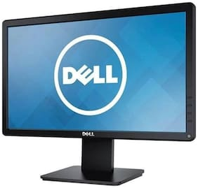 Dell 46.99 cm (18.5 Inch)  HD LED - D1918H Monitor  (Black)