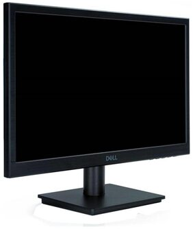 Dell 46.99 cm (18.5 inches)  HD LED - D1918H Monitor  (Black)