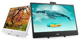 Dell 3277 Inspiron Core i3  7th Gen  /1 TB/4  GB/Windows 10+MS Office All in One Desktop PC