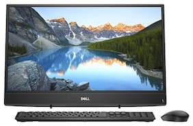 Dell Inspiron 22 3277 All-in-One Desktop (Core i3 (7th Gen)/4GB RAM/1TB HDD/54.61 cm (21.5 inch) FHD/Windows 10 Home With Office Home and Student 2016) (Black)