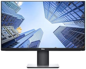 Dell P2419H 60.96Cm (24 inch) Full HD IPS Panel LED Monitor HDMI & VGA Connectivity | Wall Mountable | Height Adjustable