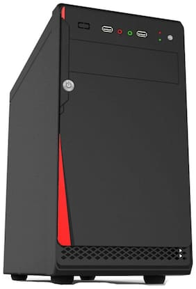 DGCAM Desktop PC I5 650 with 1 TB HDD 8 GB RAM  H55 Motherboard 120 SSD  Windows 10 & MS Office Installed Trial Version