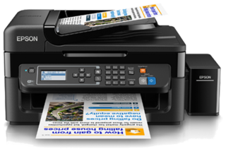 Epson L565 Wi-Fi All-in-One Ink Tank Printer