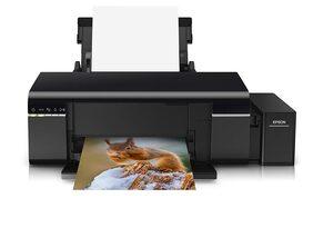 Epson L805 Print Inktank Color Printer