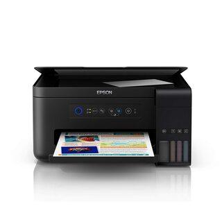 Epson L4150 Multi-Function Inkjet Printer (Black)
