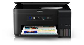 Epson L4150 Multi-Function Inkjet Printer (Black)