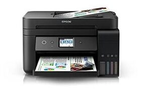 Epson L6190 Multi-Function Inkjet Printer (Black)