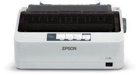 Epson LX-310 Single-Function Dot Matrix Printer (White)