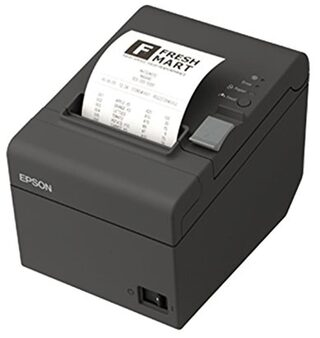 Epson Tm-t82 Print Dot Matrix Monochrome Printer