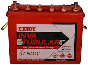 Exide IT500 150 Ah Inva-Tubular Inverter Battery