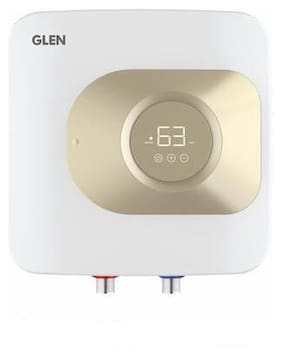 Glen 7055 SQUARE 15 ltr Electric Geyser