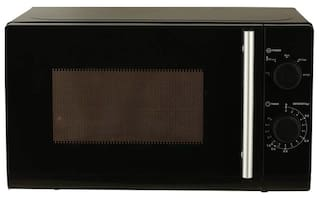 Godrej 20 ltr Solo Microwave Oven - GMX 20SA2 BLM 20L BLACK