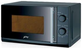 Godrej 20 l Solo Microwave Oven - GMX 20 SA2 BLM 20L GREY