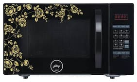 Godrej 28 ltr Convection Microwave Oven - GME 728CF1 PM , Gold & black