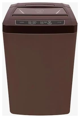 Godrej 6.2 kg Fully Automatic Top Load Washing machine - WT EON AUDRA 620 PDNMP , Cocoa brown