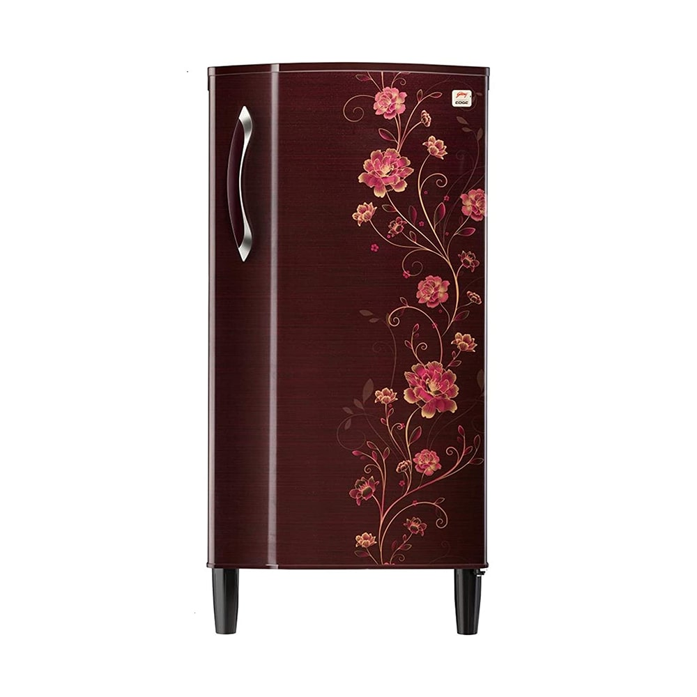 Godrej 185 L 3 star Direct cool Refrigerator   RD EDGE 200WHF 3.2 , Red by Crazy Deals