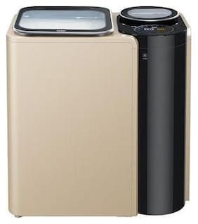 Haier 10 kg Fully Automatic Top Load Washing machine - HSW100-261NZP , Gold