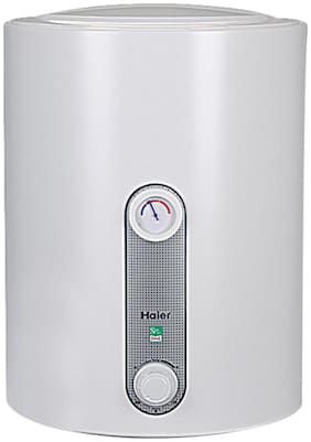 Haier ES 10V E1 10 ltr Electric Geyser ( White )