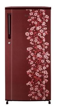 HAIER HRD 1903CRD R 190Ltr Single Door Refrigerator