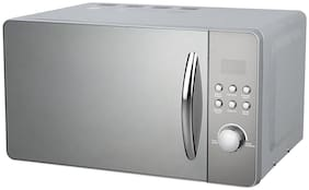 Haier 20 L Grill Microwave Oven (HIL2001CSPH, Silver)