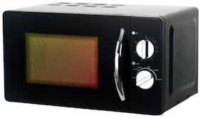 Haier 20 L Solo Microwave Oven (HIL2001MBPH, Black)