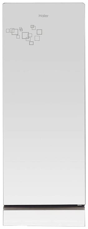 Haier 220 L 3 star Direct cool Refrigerator - HRD-2203PMG-E , Mirror glass