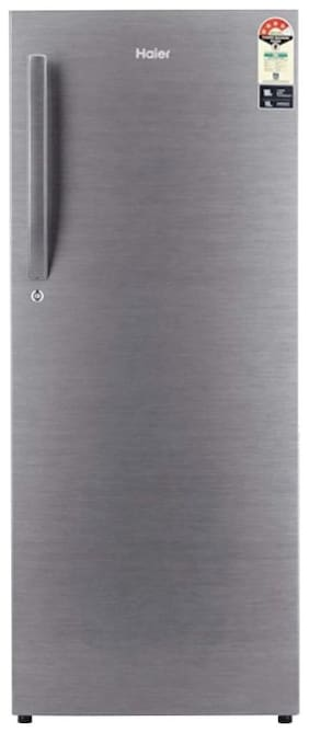 Haier 220 L 3 star Direct cool Refrigerator - 2203BS , Silver